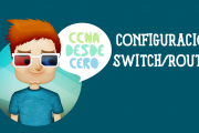 Configuración Básica Switch y Router