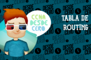 Funcionamiento del Router Tabla de Routing