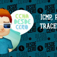 ICMP, ping y traceroute