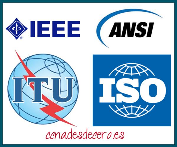 Logotipo IEEE UIT ISO ANSI
