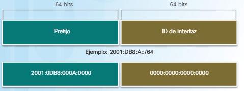 Longitud de Prefijo IPv6