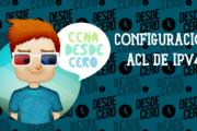 Configuración ACL de IPv4 Estándar