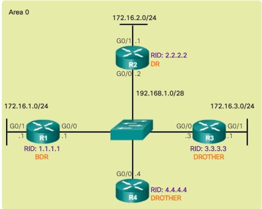 El R4 se une a la red