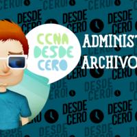 Administración de Archivos de Configuración IOS
