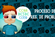 Proceso de Resolución de Problemas de Red
