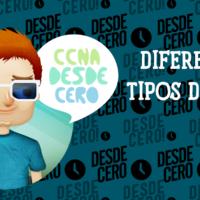 Diferencias entre Cable Directo, Cable Cruzado y Cable Consola