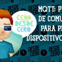 MQTT(Protocolo de comunicación para pequeños dispositivos móviles)