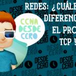 Redes¿Cuáles son las diferencias entre el protocolo TCP y UDP