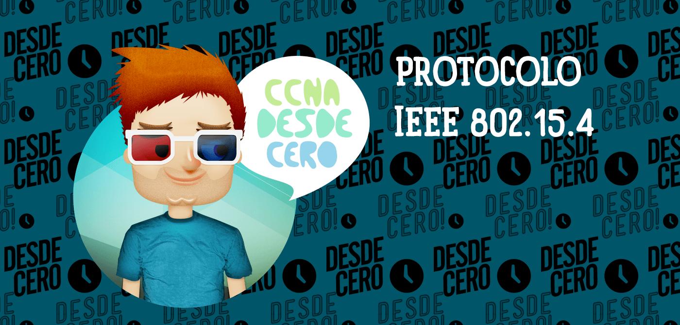 Protocolo de Red IEEE 802.15.4