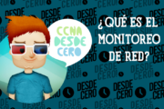 Que es el monitoreo de red