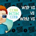 WEP VS WPA VS WPA2 VS WPA3
