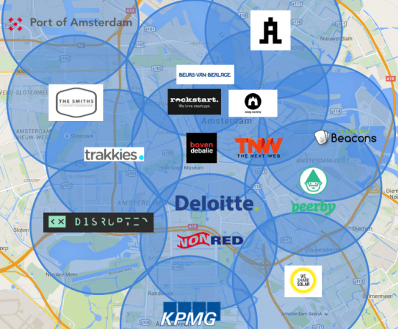 The Things Network en Amsterdam