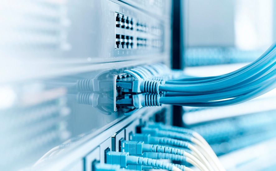 Cable ethernet en switches