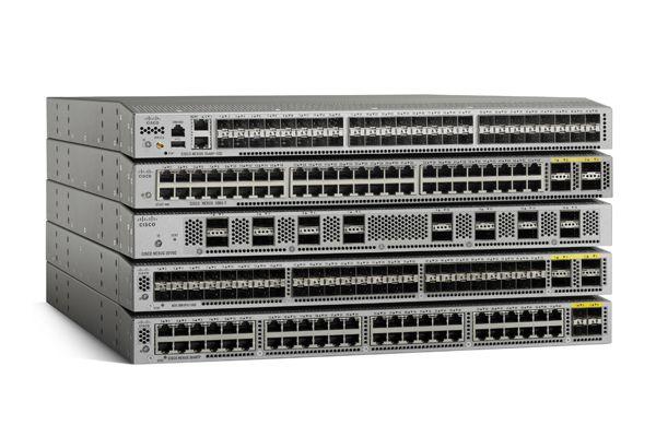 Cisco Nexus 3000 Series Switches