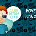 Novedades CCNA 200-301 2020
