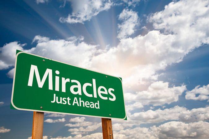 Principios de los milagros