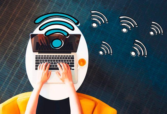 WLAN y WiFi