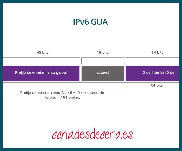 Estructura y rango GUA