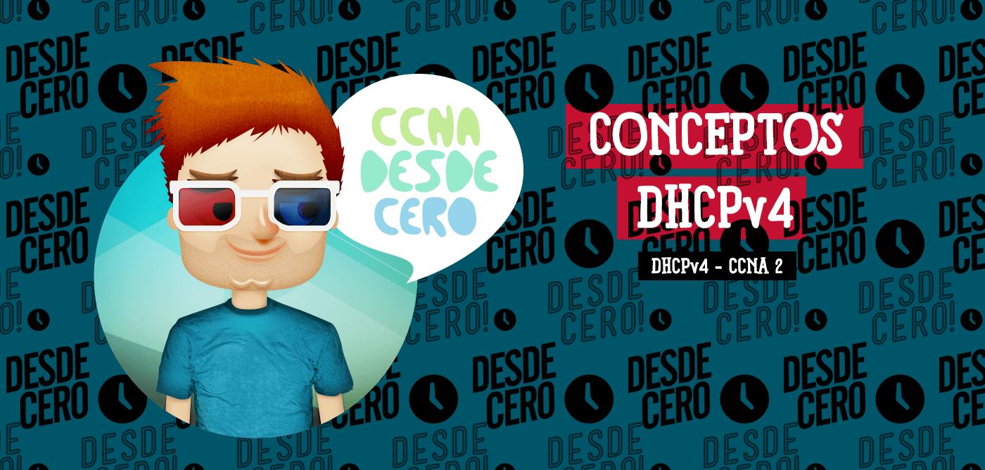 Conceptos DHCPv4