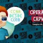 Operación CAPWAP WLAN CCNA