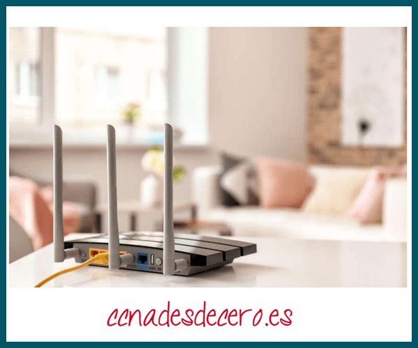 Router Inalámbrico Doméstico