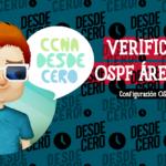 Verificación de OSPFv2 de Área Única