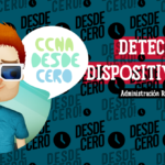 Detección de Dispositivos con LLDP CCNA