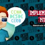 Implementar NTP CCNA