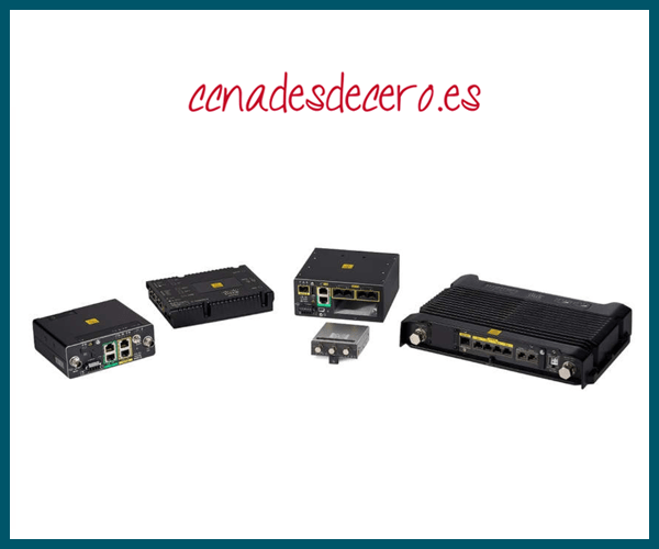 Routers Industriales