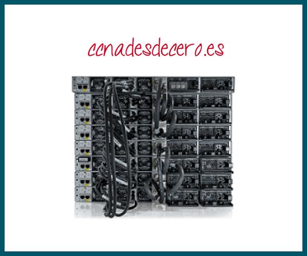 Switches de Configuración Apilable