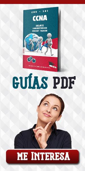 Ventas Guías PDF CCNA