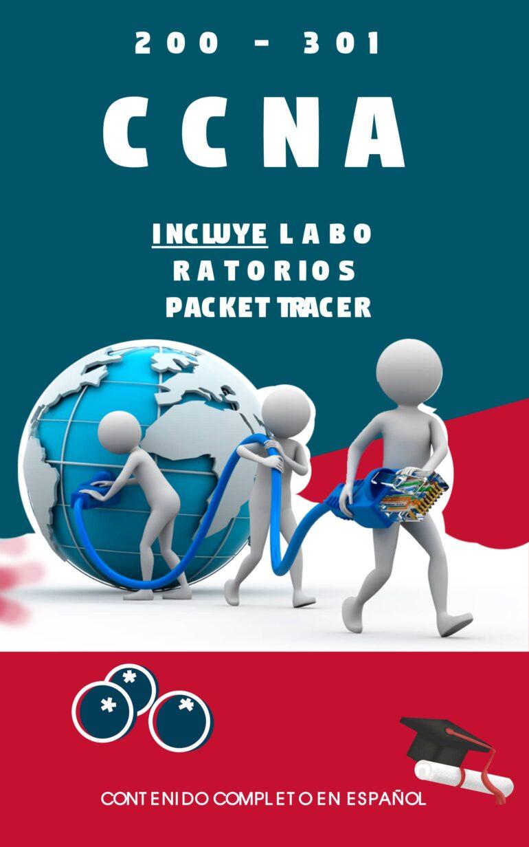 PACK LIBROS CCNA 200-301