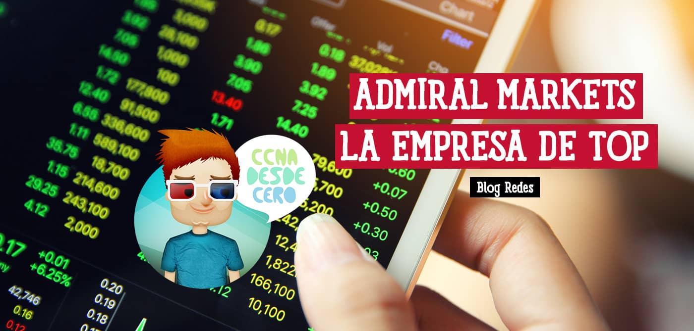 Admiral Markets La Empresa de TOP