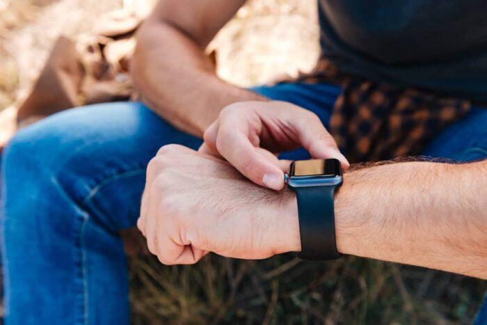Conectividad con el smartwatch
